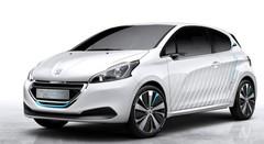 Peugeot Hybrid Air Concept 2014 : 2 l/100 km