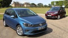Essai : La nouvelle Volkswagen Golf Sportsvan face au Renault Scénic