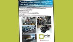Mia Electric, la vente aux enchères