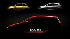Karl, le petit frère de l'Opel Adam