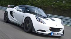 Lotus Elise S Cup : de la piste à la route