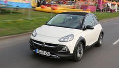 Essai Opel Adam Rocks 1.0 Ecotec Turbo 115 2014 : une allemande and the Rocks !