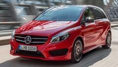Mercedes Classe B restylée : Connectez-moi !