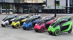 Cité Lib avec Toyota, l'autopartage électrique à Grenoble