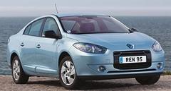 Renault tente de lancer sa Fluence Z.E. en Chine