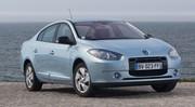 Renault prévoit de produire la Fluence électrique en Chine