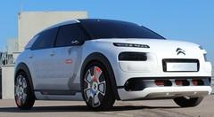 Citroën concept C4 Cactus Airflow : bientôt 2 l aux 100 km ?