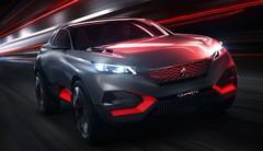 Peugeot Quartz : résolument haut de gamme