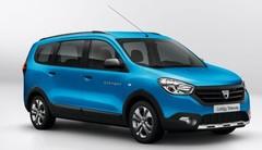 Dacia Dokker et Lodgy Stepway 2015 : les familiales à la sauce baroudeuses