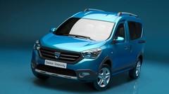 Dacia Dokker Stepway : le ludospace champêtre