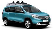 Dacia Lodgy Stepway: une 1ère photo dévoile un Lodgy métamorphosé!
