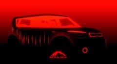 Kia Soul Magma Concept : un mystérieux concept-car pour le Mondial