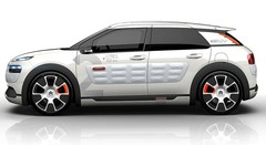 La Citroën C4 Cactus Airflow ne consomme que 2 l/100 km !