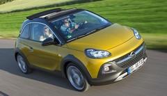 Essai Opel Adam Rocks 1.0 Turbo Ecotec : des envies d'évasion