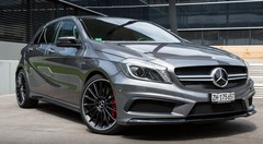 Essai Mercedes-Benz A45 AMG : Star Wars