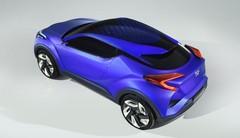 Toyota C-HR : nouveau design