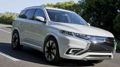 Mitsubishi PHEV Concept-S, Outlander retouché