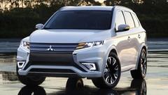 Mitsubishi Outlander PHEV Concept-S, les images