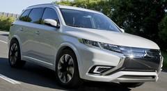 Mitsubishi Outlander PHEV Concept-S : Avant-goût de lifting ?