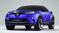 Toyota C-HR : l'étude de SUV-coupé se dévoile