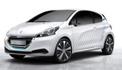 Peugeot 208 Hybrid Air 2 L : 2 litres aux 100!