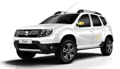 Dacia Sandero Black Touch et Duster Air