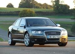 Essai Audi S8 : limousine de chasse