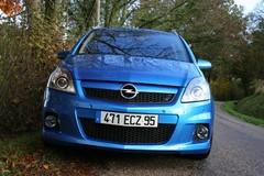 Essai Opel Zafira OPC : A quoi bon ?