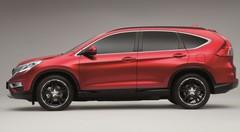 Honda CR-V 2015 : un léger restylage pour le Mondial de l'Auto