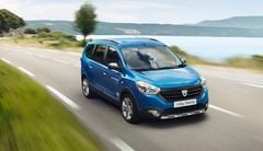 Dacia Dokker et Lodgy (2014) : les prix de la version Stepway