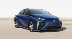 Toyota berline pile à combustible : les premières infos