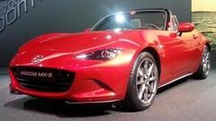 Mazda MX-5, un coup de coeur de roadster