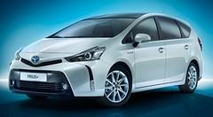 Toyota Prius + 2015 : selon les désirs de ses propriétaires