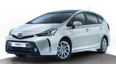 Toyota Prius+ 2015 : un lifting pour le monospace hybride
