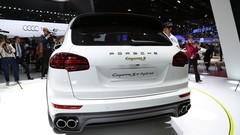 Porsche Cayenne S E-Hybrid : l'hybride tout azimut au Mondial 2014