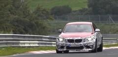 La BMW M2 ferraille au Nürburgring