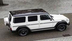 Mercedes Classe G Edition 35 : Mercedes célèbre les 35 ans du Classe G
