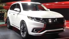 Mitsubishi Outlander PHEV Concept-S, un SUV plus sophistiqué