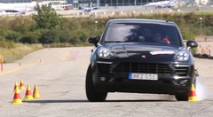 Le système anti-retournement du Porsche Macan en question