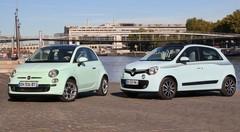 Essai : la nouvelle Renault Twingo affronte la Fiat 500 !