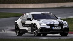 Audi RS7 Piloted Driving: la voiture autonome, version course