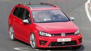 Volkswagen Golf R : Aussi en break ?