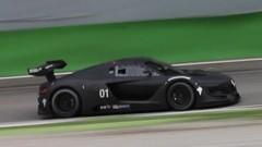 La Renault Sport R.S. 01 à Monza