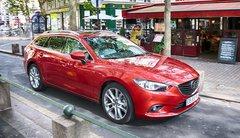 Essai Mazda6 diesel, un break bien affûté !