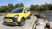 Fiat Panda 3 4X4 Cross 1.3 Multijet 80 2014: Une authentique baroudeuse top lookée