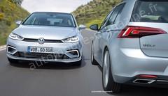 Volkswagen Golf 8 : Premières confidences