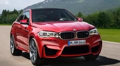 BMW X5 et X6 M 2015 : Duo de costauds