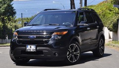 Essai Ford Explorer Sport EcoBoost : pas que du look