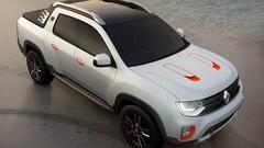Dacia Duster Oroch : Passage à la benne