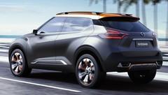 Le concept Nissan Kicks dans la lumière